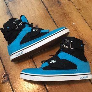 Atlas Shoes - Atlas II W shoes, blue and black